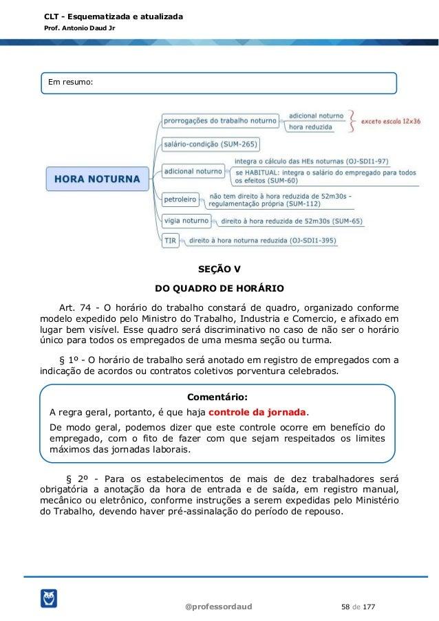 clt esquematizada parte 01808 Artigo 59 Do Codigo Penal #13
