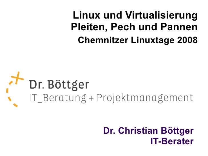 Clt2008 Virtualisierung
