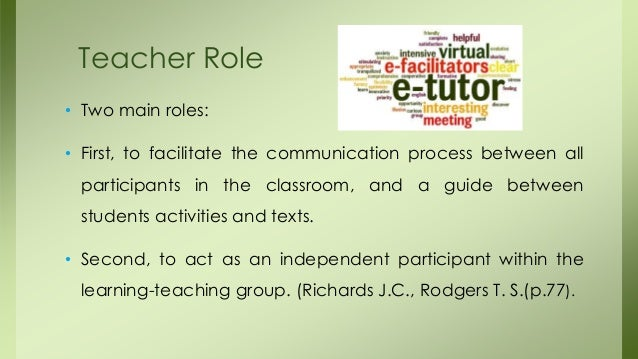 Communicative Language Teaching (CLT/CLL)