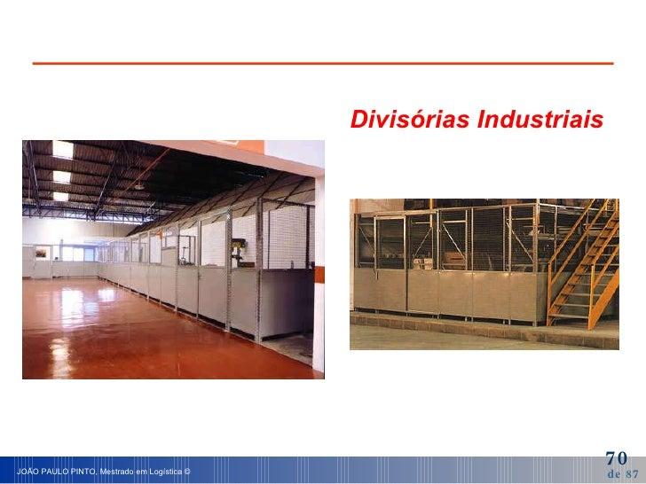 Divisórias Industriais