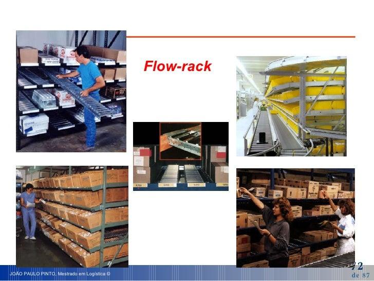 Flow-rack