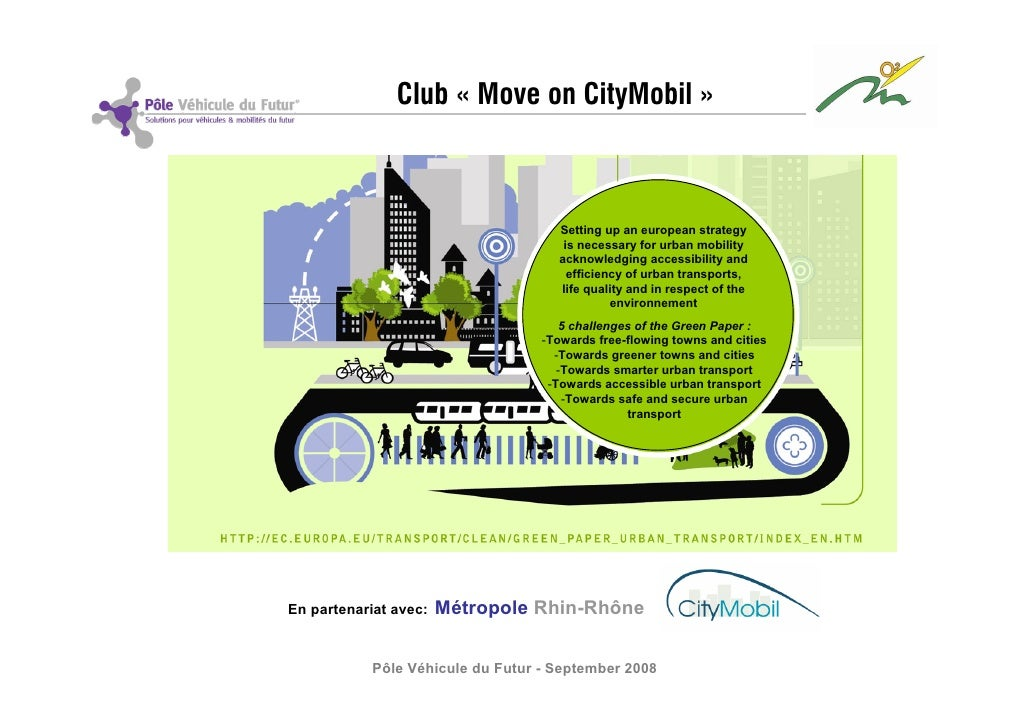 Club Move On City Mobil - Presentation
