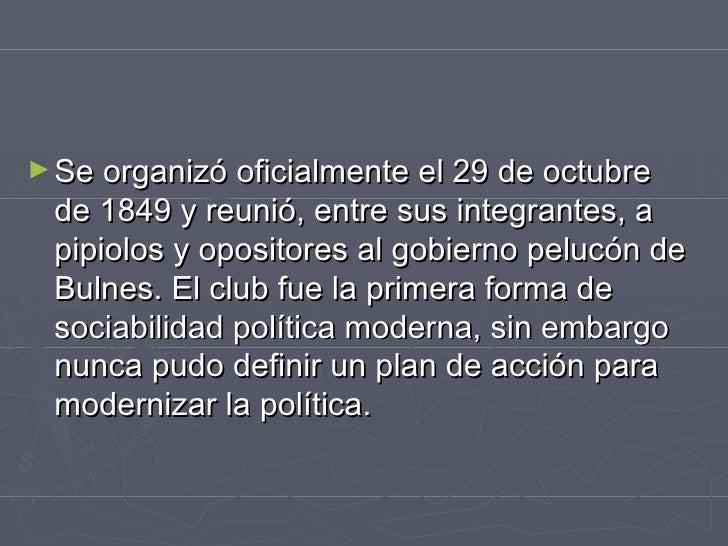Club De La Reforma Slide 2