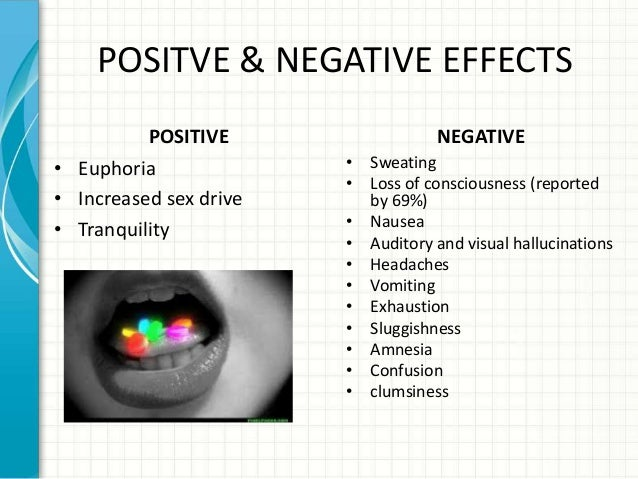 Negative Effects Of Sex