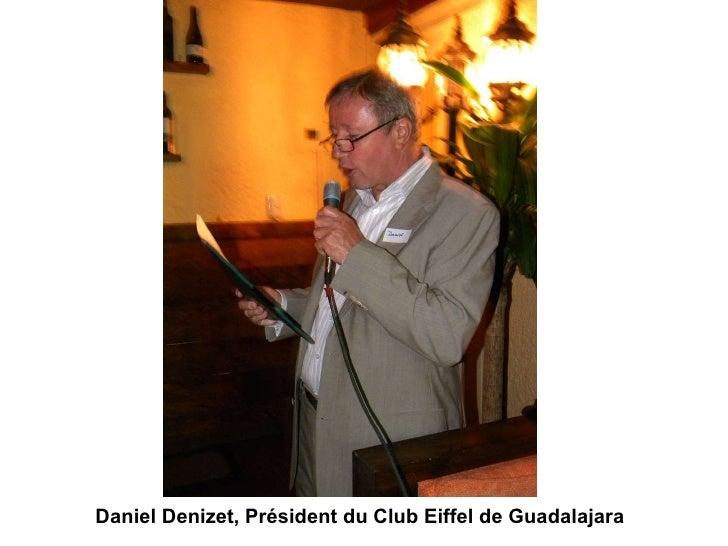Club Eiffel Guadalajara Slide 2
