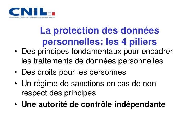 Internet et la protection des données personnelles  Slide 3