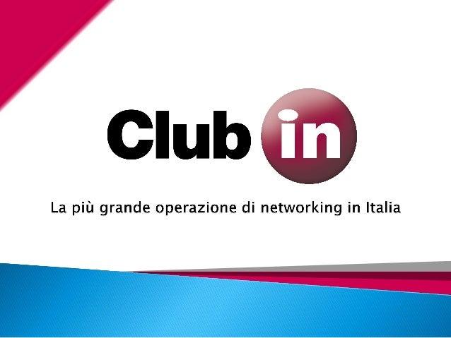 8 club ufficialisul territorioOltre 20.000contatti09/2010MilanIN diventa ilprimo Linkedin ItaliaSupporter ClubIl progetto