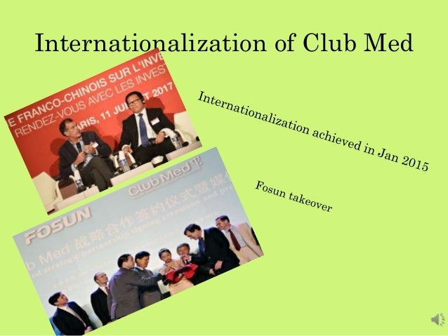club med case study solution
