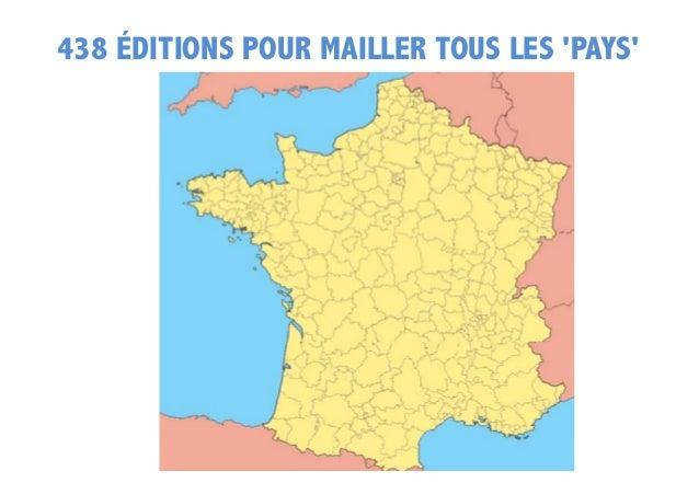 438 ÉDITIONS POUR MAILLER TOUS LES 'PAYS'  57