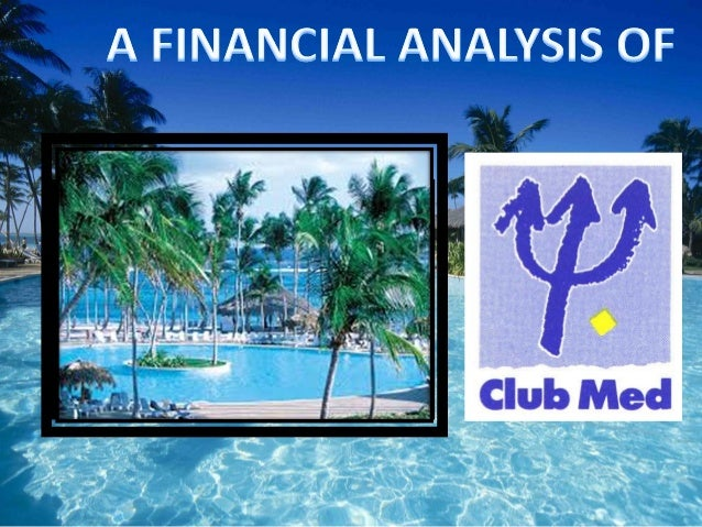club med case analysis 2018-06-07 view essay - club med case analysis from mgm mgmb01 at university of toronto scarborough club med case analysis club med was founded by a group of friends in 1950 as a non-profit sports association.