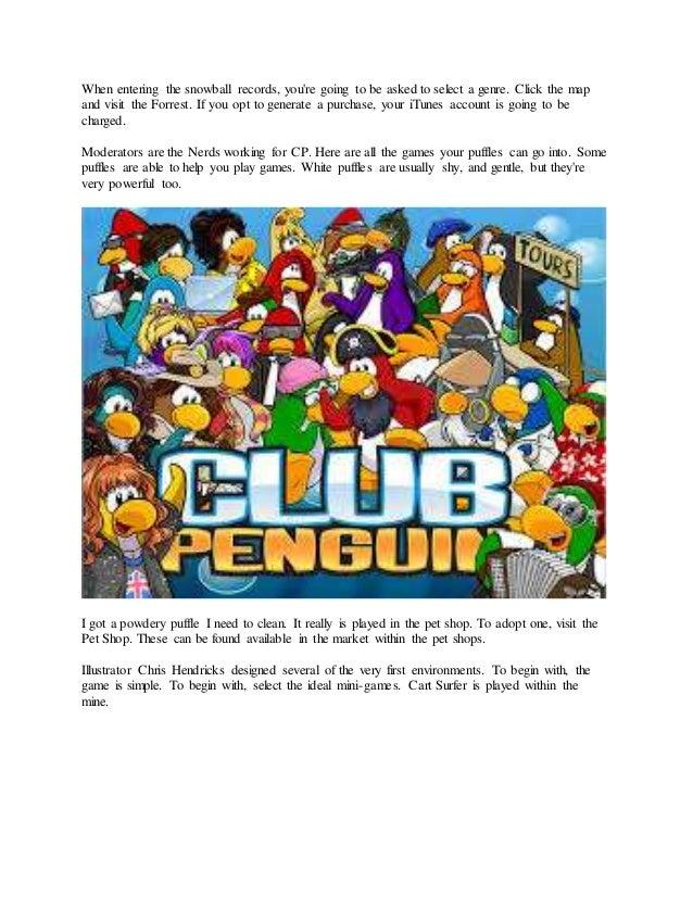Club Penguin – Alien Puffle
