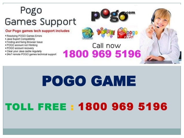 Club Pogo Customer Service Phone Number @1800 969 5196