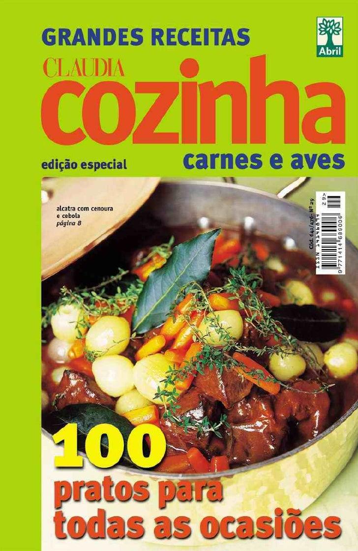 Cláudia cozinha grandesreceitas-carneseaves