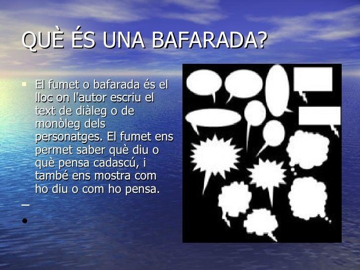 Bafarades Slide 2