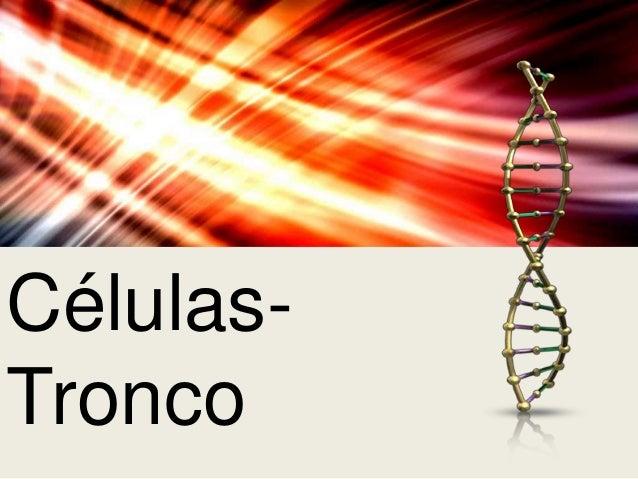 Células- Tronco