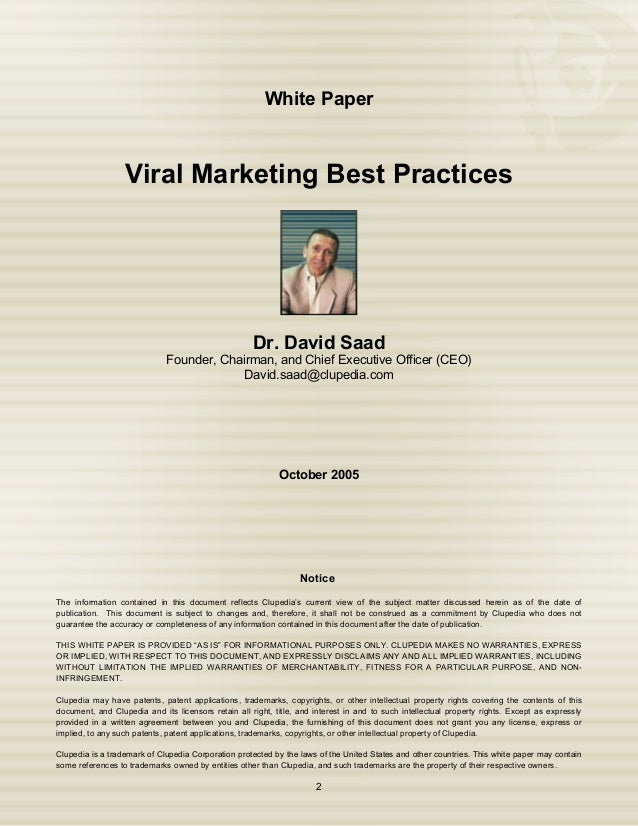 viral advertising essay From the beginning, social media has had an important impact on all of us social  media started out as a method for people to either connect or reconnect with.