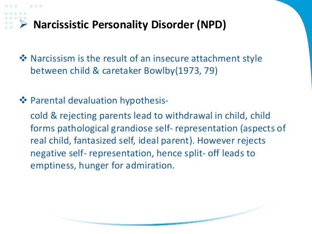 Insecure personality traits