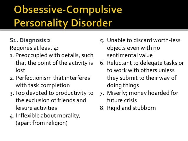 Cluster C Personality Disorders: PD Clusters And Paranoid PD
