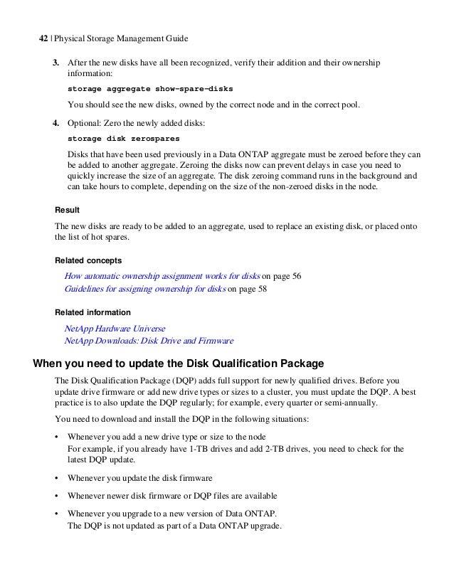 data ontap storage management guide
