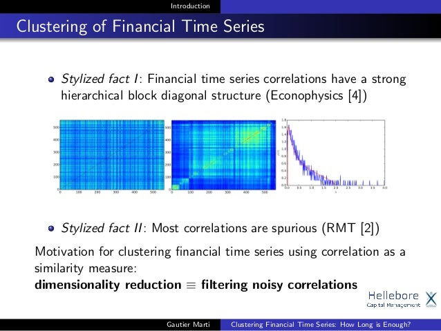 2ddd12af81a502 Clustering Financial Time Series: How Long is Enough?