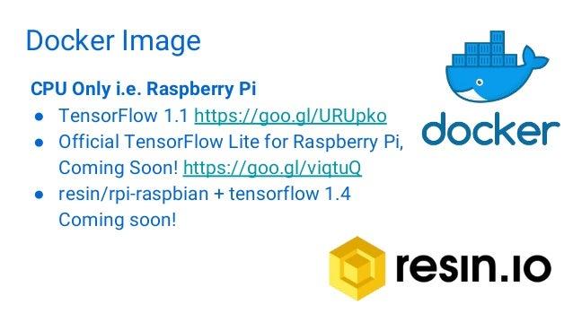 Clustering tensor flow con kubernetes y raspberry pi
