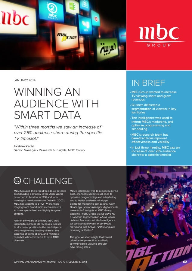 The relationship between author and audience: case study ...