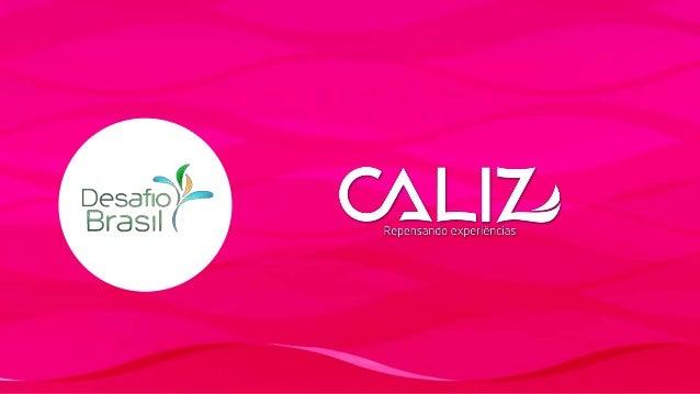 EQUIPE CALIZ  Rodrigo Dangelo Atua nas áreas de design de produtos, gestão empresarial e gestão de marcas. Atualmente é só...
