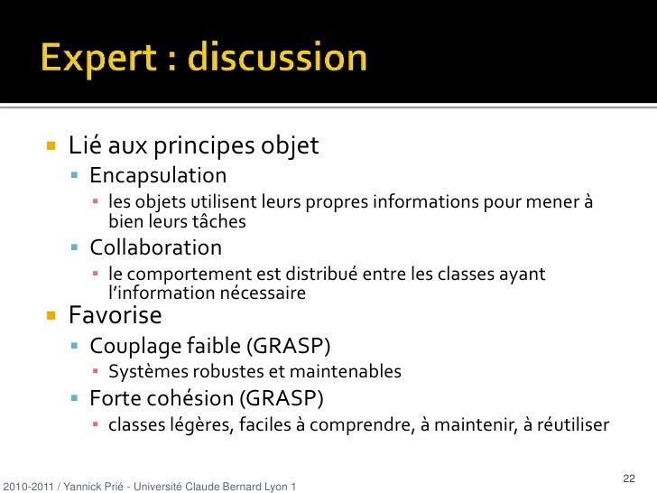 abstraction / réutilisation / normalisation</li></ul>2010-2011 / Yannick Prié - Université Claude Bernard Lyon 1   <br />3...