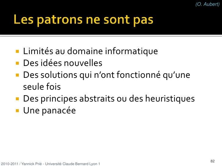 Expert : discussion<br /><ul><li>Le plus utilisé de tous les patterns d'attribution de responsabilités