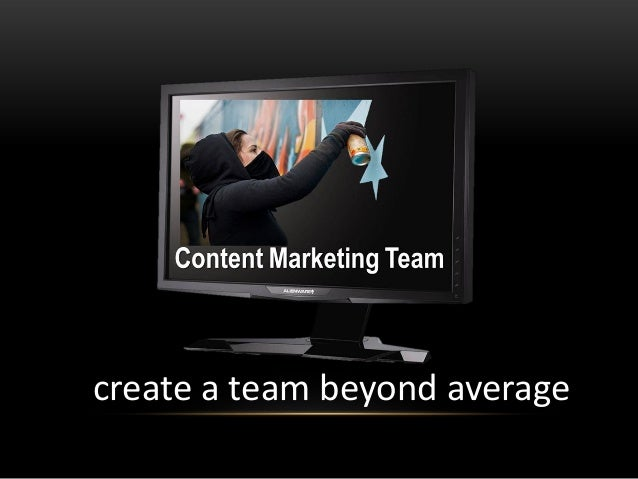 create a team beyond average