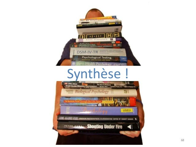 68 Synthèse !