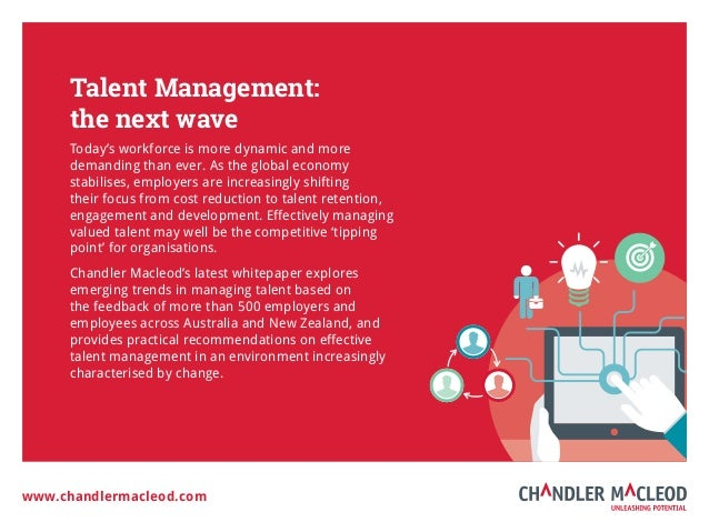 talent management white papers 2015-11-12  effective talent management has become an essential strategy for organizational success 1 introduction this white paper has several purposes: 1).