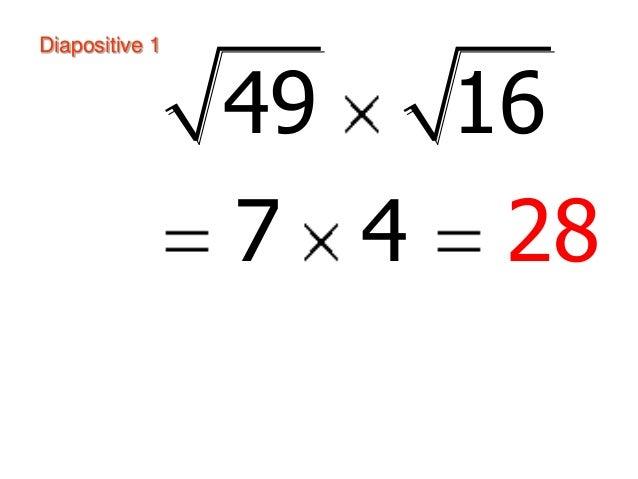 Diapositive 5 La valeur exacte de la diagonale du carré ci-dessous est 3² 3² 18 2 9 3 2 cm.18 ou 3 2