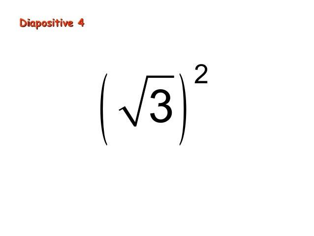 Diapositive 4                ( )                      2                 3