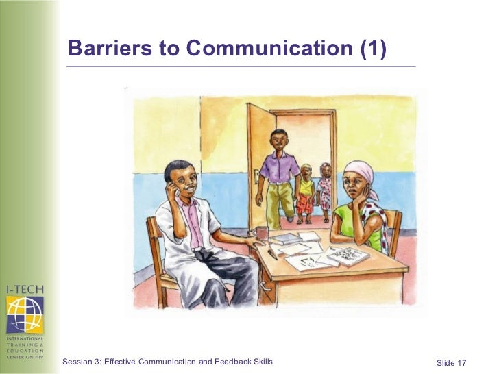 barriers to effective communication in healthcare Effective communication is an important aspect of patient care, which improves nurse-patient relationship and has a profound effect on the patient's perceptions of health care quality and treatment outcomes (li, ang, & hegney, 2012.
