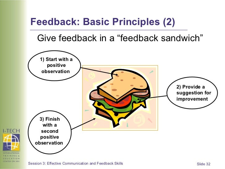 feedback in communications Giving effective feedback is a vital part of communication, whether inside or  outside the boardroom or classroom bob dignen explains why.