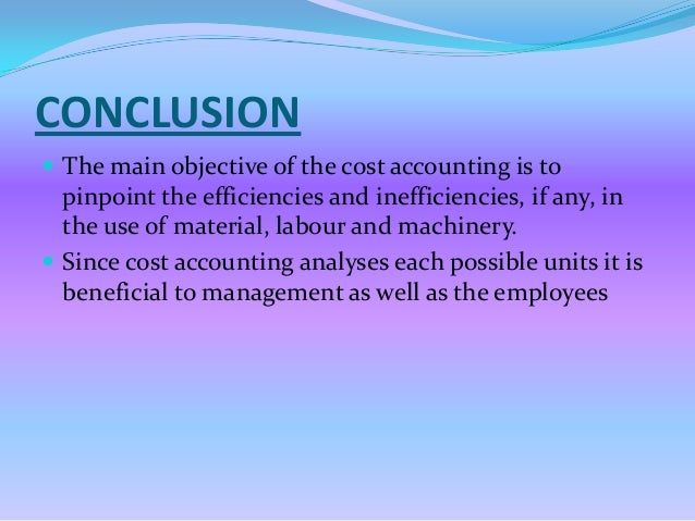 essays the importance of accounting