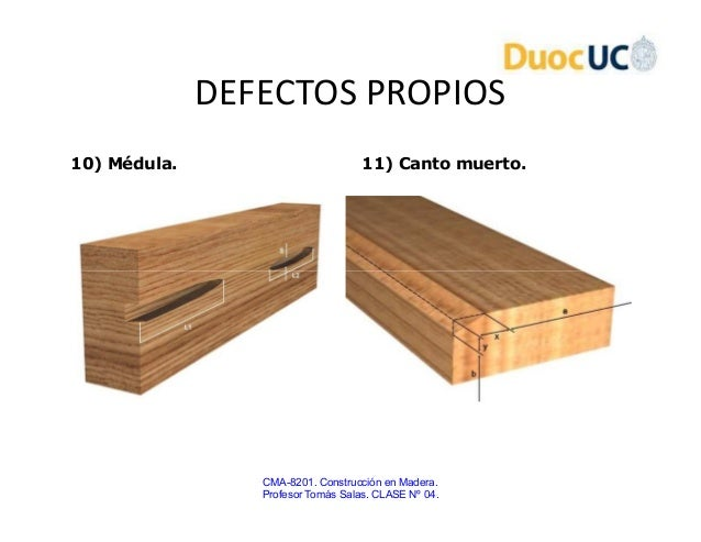 Construccion en madera clase n 04 - Canto para madera ...