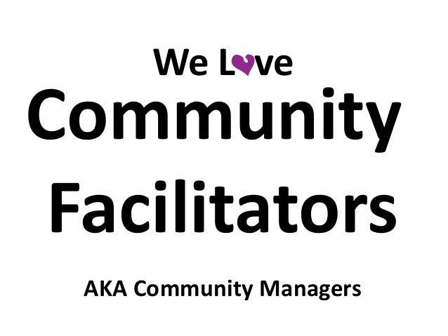 Community Manager Appreciation Day 2013 Slide 3