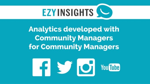 INTRO Steve El-Sharawy EzyInsights @stiff Send us questions & comments!  @ezyinsights