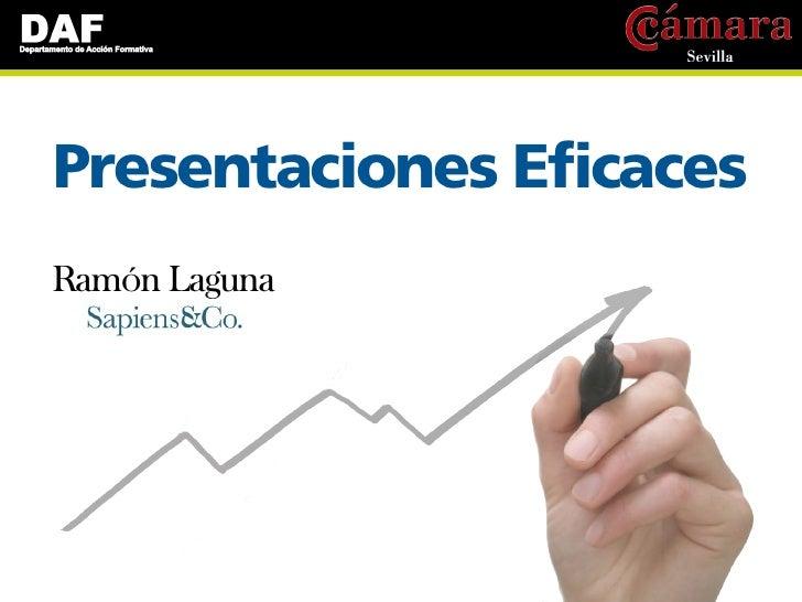 Presentaciones EficacesRamón Laguna