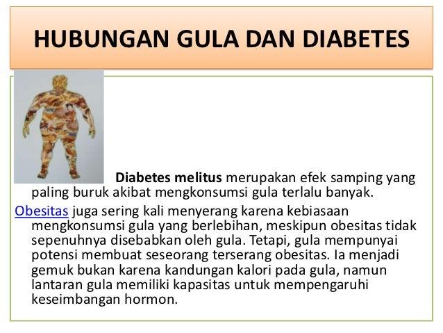 Mengapa Berat Badan Penderita Diabetes Bisa Turun Drastis?