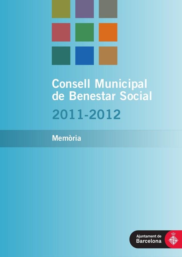 memoria 2011-2012 25OCT12:Maquetación 1 25/10/12 13:04 Página 1                                        Consell Municipal  ...