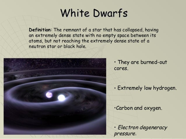black holes neutron stars and white dwarfs - photo #23