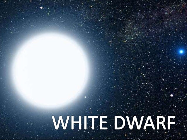 the role of white dwarf stars in astronomy This density limit is just consistent with the densities of white-dwarf stars  playing a role similar to the  (from the handbook of pulsar astronomy,.