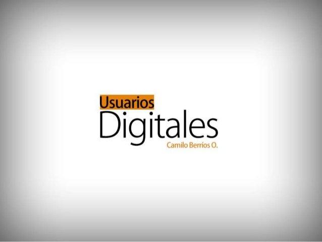 Usuarios Digitales