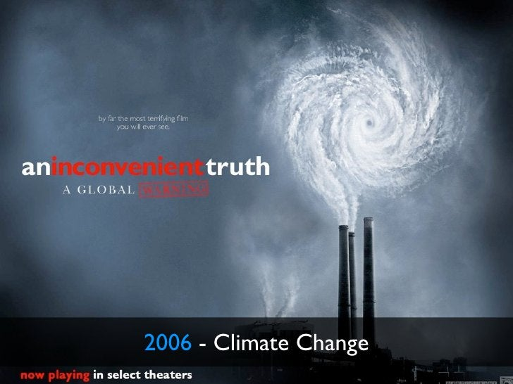 2006 - Climate Change