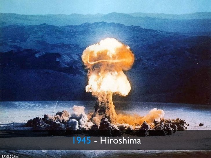 1945 - Hiroshima