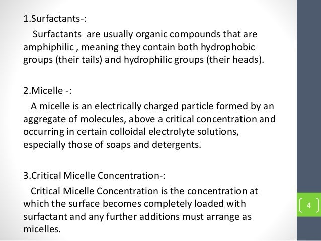 determination of critical micelle concentration 1 anal biochem 1986 feb 1152(2):250-5 determination of the critical micelle concentration of surfactants using the fluorescent probe n-phenyl-1-naphthylamine.