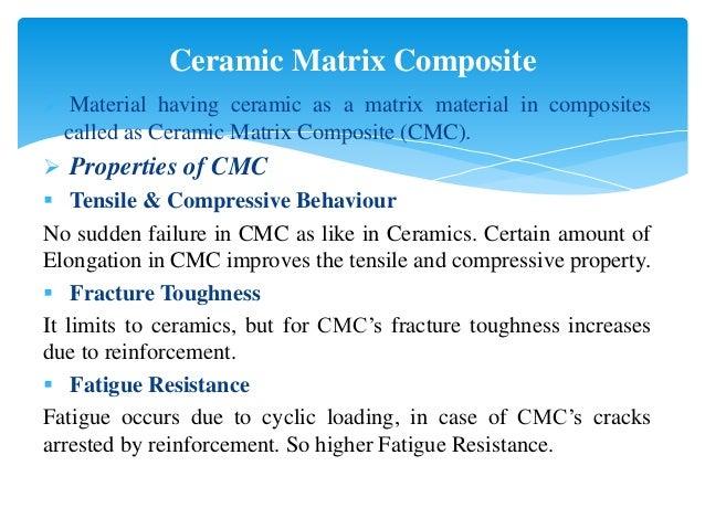 Ceramics Matrix Composite
